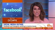 Facebook, Messenger and Instagram down for users around the world
