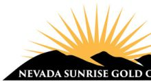 Nevada Sunrise Acquires Option to Purchase Coronado VMS Property in Nevada and Announces Private Placement