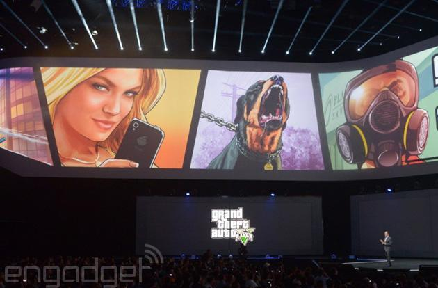 'Grand Theft Auto V' is coming to PlayStation 4, Xbox One and PC