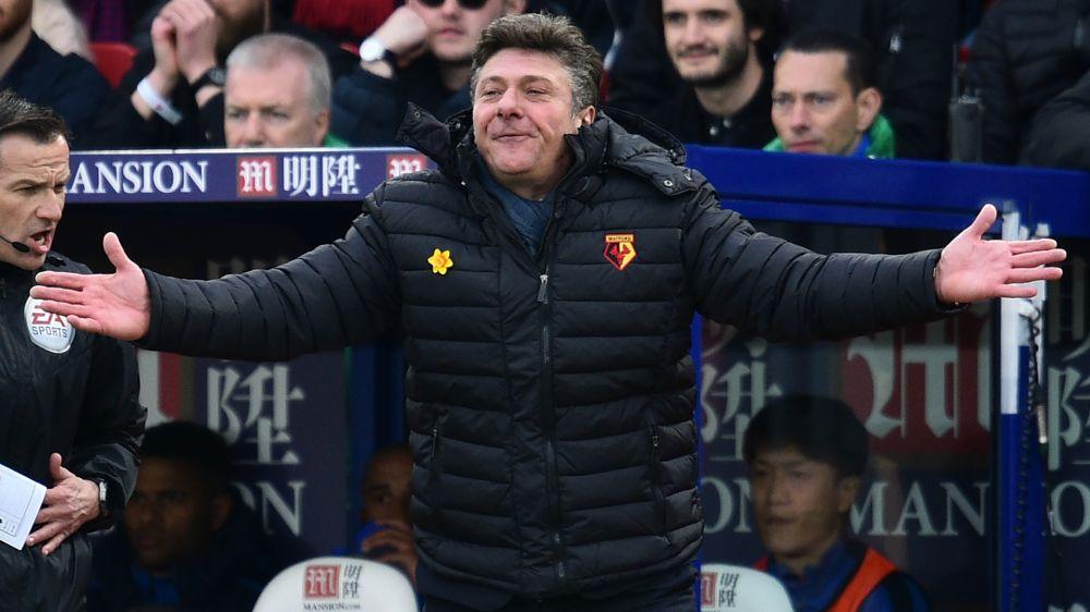 Ribaltone al Watford: addio a Mazzarri a fine campionato