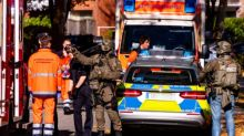 Spezialkräfte überwältigen in Hamburger Wohnung verschanzten Mann