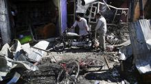 Taliban claims responsibility for Kabul suicide bombing that killed 24, injured 42