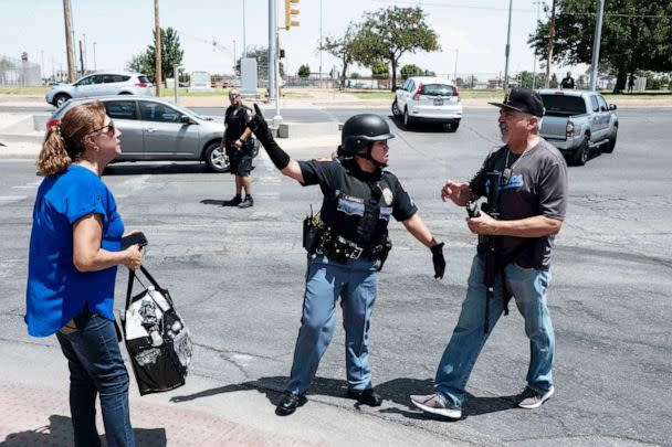 Mass shooting that killed 20 in El Paso investigated as 'domestic  terrorism': Officials