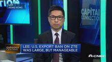 Can ZTE succeed outside China?