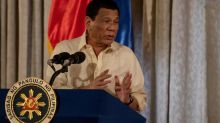 Philippine President Duterte threatens to end military deal with U.S.