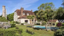 Buy this incredible castle and tower in Hampshire