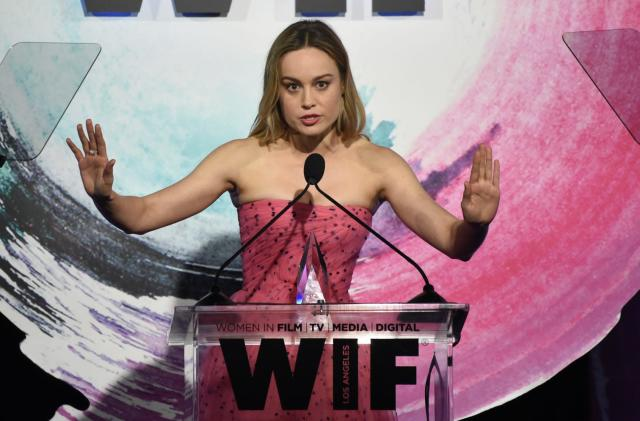 Brie Larson's new Netflix film tackles sexism in internet startups