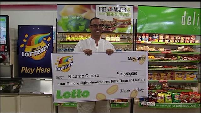 Family facing foreclosure hits it big on a found lottery ticket