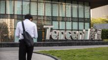 Tencent-Backed Linklogis Rises 9.9% in Hong Kong Debut