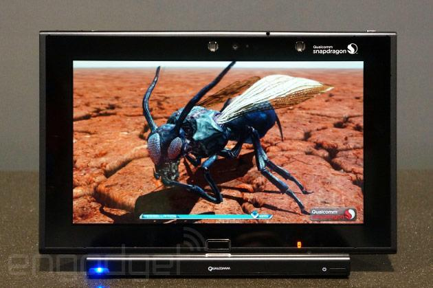 Snapdragon 805's desktop-class mobile graphics chops in action (video)