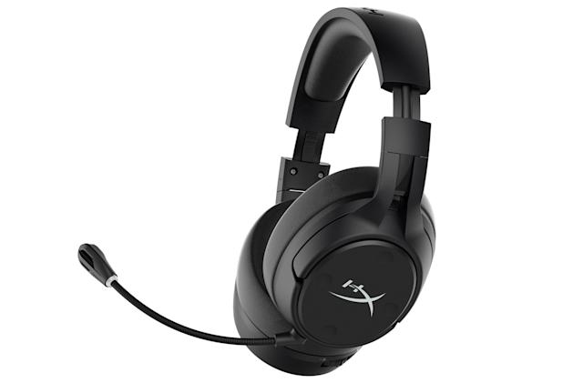 HyperX's Cloud Flight S is its first headset with Qi wireless charging