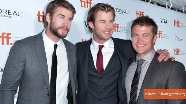 Liam Hemsworth Hits TIFF Red Carpet Without Miley Cyrus