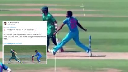 PSL Used Bumrah's No-ball to Spread Awareness About COVID-19 and Desi Fans Had a Field Day