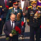 Putin marks 80th anniversary of Nazi invasion