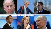 Six controversial members of Germany's far-right AfD - and what they believe