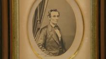 Signed Lincoln photo estimated at $100,000 on 'Antiques Roadshow'