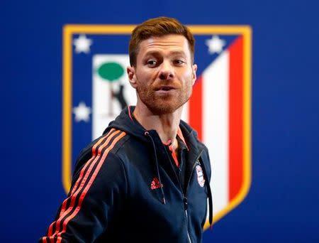 Jogador espanhol Xabi Alonso