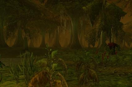 Around Azeroth: The flora of the swamp