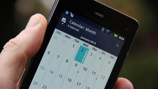 How to Sync All Your Calendars Onto One Smartphone