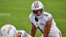 NFL Week 12 early inactives: Tua Tagovailoa officially out