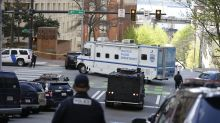 The Latest: Hospital: Seattle officer now serious but stable