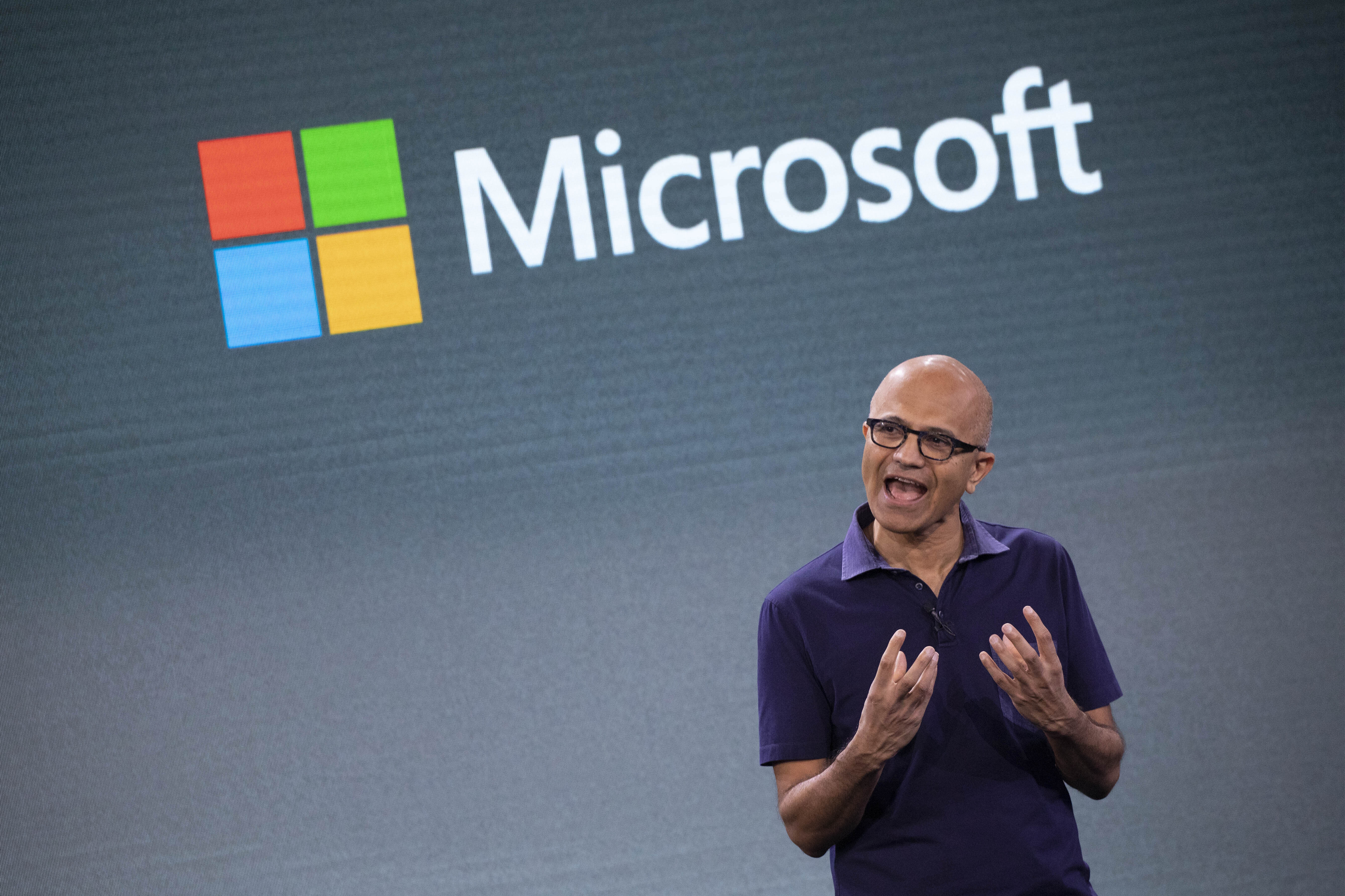 Microsoft debuts supercomputer for creating human-like artificial intelligence