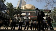 Nifty, Sensex close lower as HDFC Bank drags
