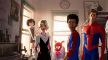 'Spider-Man: Into The Spider-Verse' has the best reviews of any Spider-Man movie ever