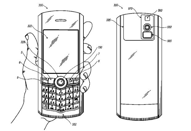 RIM busts Mr. Blurrycam, patents tech to 'prevent inconspicuous use of cameras'