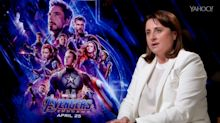 The woman behind Avengers: Endgame