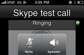 Charges for Skype 2.0 calling on iPhone put off until 2011