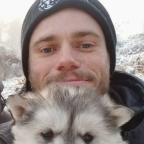 Gus Kenworthy Saves Pup From Korean Dog Meat Farm