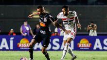 Clássico entre São Paulo e Corinthians muda de horário