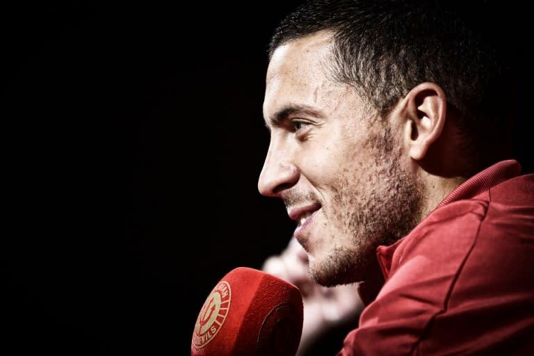 Hazard says Belgium are mentally stronger ahead of Euro 2020