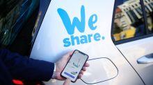 Autovermieter WeShare will in weitere Städte expandieren