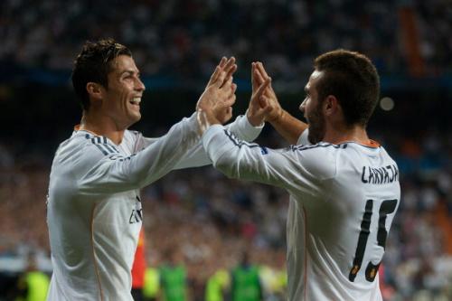 Real Madrid, Ronaldo et Carvajal pourraient rater le match face à l'Atlético