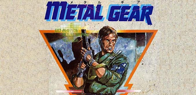 JXE Streams: 'Metal Gear?!' We're playing the 1987 original