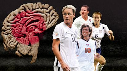 Why ex-USWNT stars will donate their brains