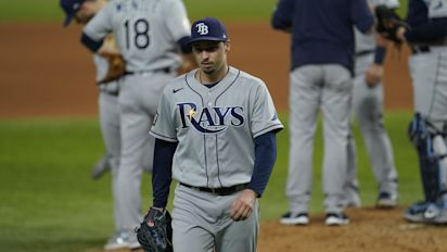 Going by the numbers ultimately doomed Rays