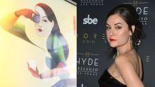 La donna nel manifesto della mostra del Cinema di Venezia assomiglia a una ex pornostar