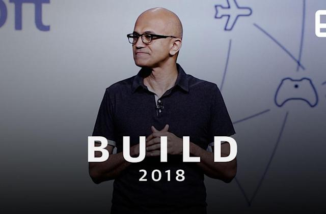 Watch Microsoft's Build day one keynote in under 15 minutes