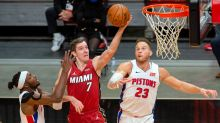 Heat's Goran Dragic says 'pretty bad' ankle injury 'getting better.' Here's an update