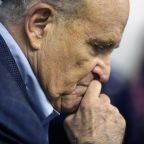 Giuliani lawyers: Feds treat him like drug boss or terrorist