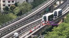 15 commuters detrained after LRT service disrupted in Sengkang