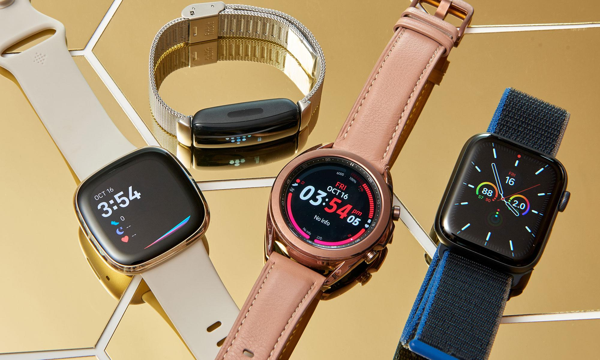 Best smartwatches, fitness trackers and wearables to gift | Engadget
