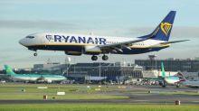 Ryanair: strike-hit passengers told to claim compensation