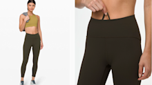 Lululemon's Cyber Monday sale includes 30% off these top-rated leggings
