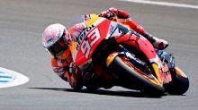 MotoGP-Weltmeister Marquez schwer gestürzt