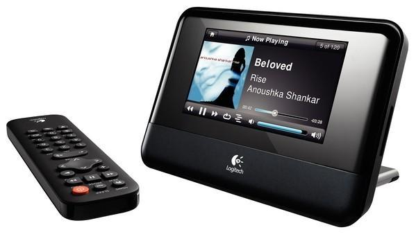 Logitech makes Squeezebox Radio and Touch official