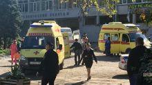 Russland sucht nach Hintermännern des Krim-Schulmassakers